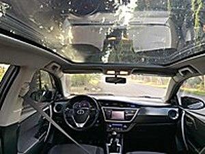 2013 model 1.4 D- 4D Toyota Auris Toyota Auris 1.4 D-4D Advance Skypack