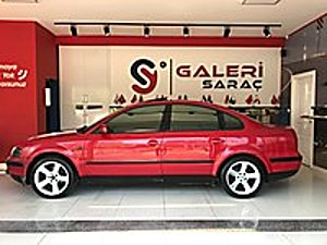 GALERİ SARAÇ DAN 1997 PASSAT SANRUFLU 1.6 BENZİN LPG Volkswagen Passat 1.6
