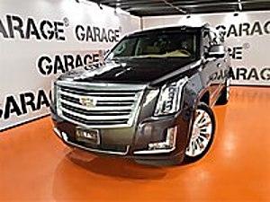 GARAGE 2015 CADİLLAC ESCALADE 6.2 V8 LONG PLATİNUM 7 KİŞİLİK Cadillac Escalade 6.2 V8