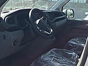 BARAN AUTO -2020 MODEL-0KM-DSG OTOMATİK-KISA SAŞE-4 1CAMLIVAN Volkswagen Transporter 2.0 TDI Camlı Van