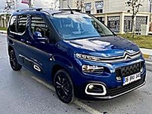POLAT TAN 2020 MODEL CITROEN BERLINGO FEEL STİL13 BİNDE HATASIZ Citroën Berlingo 1.5 BlueHDI Feel Stil