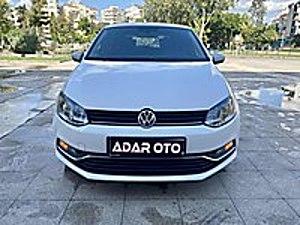ADAR OTODAN HATASIZ BOYASIZ DİZEL DSG OTOMATİK SERVİS BAKIMLI Volkswagen Polo 1.4 TDI Comfortline