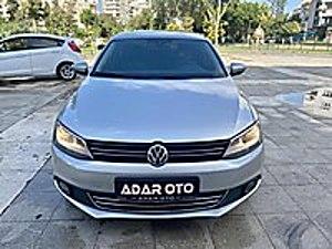 ADAR OTODAN WV 2014 MODEL COMFORTLİNE HATASIZ 1.6 TDI OTOMATİK Volkswagen Jetta 1.6 TDI Comfortline