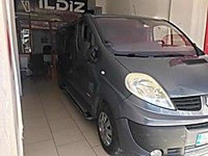 16.000 TL PEŞİNAT İLE 2012 MDL TRAFİC 5 1 2.0 GRAND CONFORT Renault Trafic 2.0 dCi Grand Confort
