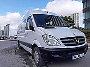 TERTEMİZ SPRİNTER 2012 MODEL 16 1 KOLTUKLU Mercedes - Benz Sprinter 315 CDI