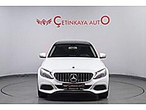 2018 ÇIKIŞLI C200-D AVANTGARDE 7G  İMZALI SERİ CAM TAVAN.... Mercedes - Benz C Serisi C 200 d BlueTEC Avantgarde