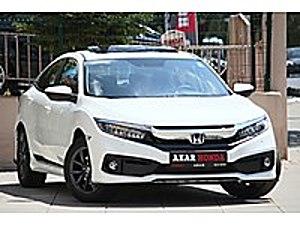 AKAR HONDA DAN 2020 CİVİC 1.6 ECO ELEGANCE SPORT SIFIR KM Honda Civic 1.6i VTEC Eco Elegance