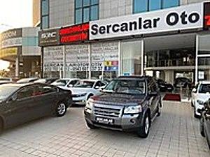 2011 FREELANDER 2.2TD4 HSE HATASIZ -BOYASIZ MAKYAJLI KASA     Land Rover Freelander II 2.2 TD4 HSE