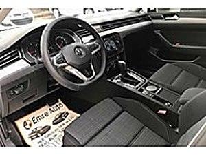 EMRE AUTO DN 2020 MDL PASSAT 1.6 TDİ DSG BUSİNES SIFIR Volkswagen Passat 1.6 TDI BlueMotion Business