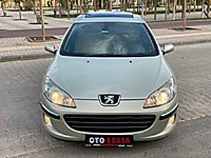 OTO BORSA DAN 2008 PEUGEOT 407 FUL HATASIZ BOYASIZ TRAMERSİZ Peugeot 407 1.6 HDi Executive Black