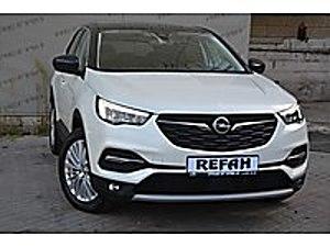 SIFIR KİLOMETRE HEMEN TESLİM HAZIR GRANDLAND X 1.5 D ECOTEC Opel Grandland X 1.5 D Enjoy Skyline