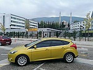 VİZYON GRUPTAN TR DE TEK RENK FORD FOCUS TİTANİUM Ford Focus 1.6 TDCi Titanium