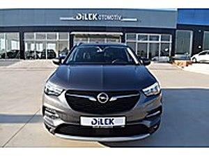 DİLEK AUTO 2020 OPEL GRANDLANDX 1.5D ENJOY 18  JANTLAR 0.KM   Opel Grandland X 1.5 D Enjoy