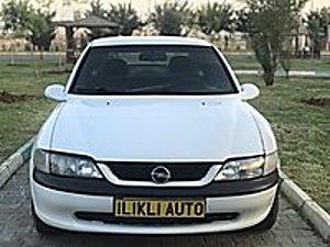 İLİKLİ AUTO DAN 1996 OPEL VECTRA 1.6 GL   BEYAZ Opel Vectra 1.6 GL