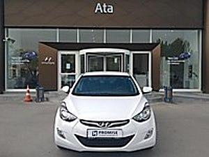ATA HYUNDAİ PLAZADAN 2013 MODEL ELANTRA 1.6 D-CVVT STYLE OTM Hyundai Elantra 1.6 D-CVVT Style