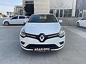 ADAR OTODAN 2017 MODEL HATASIZ BOYASIZ OTOMATİK SERVİS BAKIMLI Renault Clio 1.5 dCi Icon