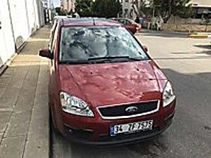 2006 FORD C-MAX 1.6TDCİ GHİA OTOMATİK SUNROOFLU 71.000TL Ford C-Max 1.6 TDCi Ghia
