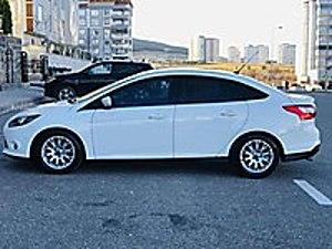 ŞAH AUTODAN FOKUS TİTANYUM 1.6 tcdi SMART 2013 124 binde Ford Focus 1.6 TDCi Titanium