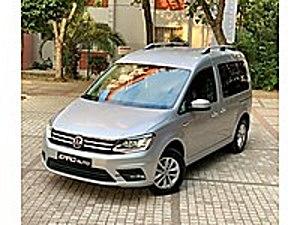 VW CADDY 2019 DİZEL DSG HATASIZ BOYASIZ KAYITSIZ - ERAD AUTO Volkswagen Caddy 2.0 TDI Exclusive