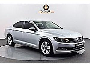 ORTAKLAR AUTO DAN 2016 VW PASSAT COMFORTLİNE DEĞİŞENSİZ HATASIZ. Volkswagen Passat 1.6 TDI BlueMotion Comfortline
