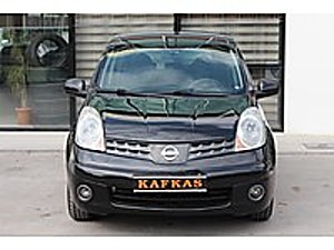 KAFKAS DAN 2008 MODEL NISSAN NOTE 1.5 DCI TEKNA 157 BİNDE Nissan Note 1.5 dCi Tekna