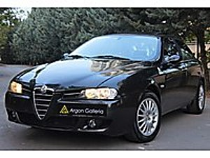 ARGON DAN 2005 Alfa Romeo 156 Mk2 Otomatik  Bose  Sunroof  Deri Alfa Romeo 156 2.0 JTS  Distinctive