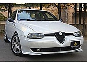 ARGON DAN 2000 Alfa Romeo 2.0 156 Mk1 Selespeed KUSURSUZ Alfa Romeo 156 2.0 TS Selespeed