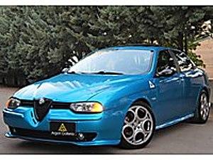 ARGON DAN 2000 Alfa Romeo 2.0 156 Mk1  Sunroof  Deri Koltuk.. Alfa Romeo 156 2.0 TS Distinctive