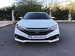 2020 MODEL   0  KM 1.6 İ-VTEC OTOMATİK SPOR PAKET HONDA CİVİC Honda Civic 1.6i VTEC Elegance