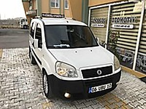 GÜNDOĞDUDAN 2010 MODEL 1.4 BENZİN LPG Fiat Doblo Combi 1.4 Dynamic