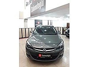 MAHMUTOĞLUNDAN OPEL ASTRA 1.4 TURBO SIFIR KM OTOMATİK Opel Astra 1.4 T Edition Plus
