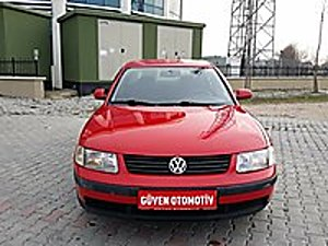 -GÜVEN OTO- 1998 VOLKSWAGEN PASSAT 1.8 DİJİTAL KLİMALI Volkswagen Passat 1.8 Basic