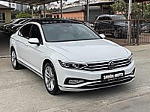 ŞAHİN AUTODAN 2020 SIFIRKM PASSAT 1.6TDİ ELAGANCE TAM DERİ Volkswagen Passat 1.6 TDI BlueMotion Elegance
