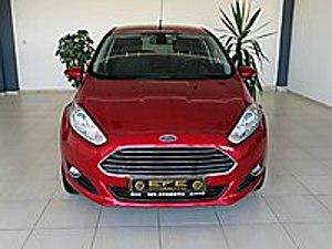 EFE OTO 2016 FİESTA 1.6 TİTANİUM OTOMATİK 69 BİNKM İLKEL LPGLİ Ford Fiesta 1.6 Titanium