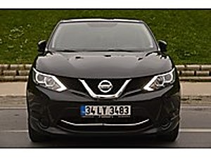 62 BİN DİZEL OTOMATİK EKRAN NAVİGASYON PARKSENSÖR NERGİSOTOMOTİV Nissan Qashqai 1.6 dCi Visia