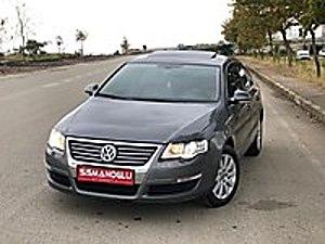 ŞİŞMANOĞLU OTOMOTİV DEN 2007 2.0 PASSAT OTOMATİK SUNROOF İÇİ BEJ Volkswagen Passat 2.0 FSI Highline