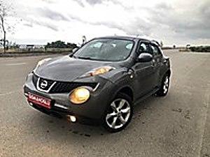ŞİŞMANOĞLU OTOMOTİV DEN 2012 JUKE 1.6 TEKNA OTOMATİK DEĞİŞENSİZ Nissan Juke 1.6 Tekna