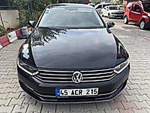 2016 MODEL VW PASSAT 1.6 TDİ COMFORTLİNE DSG HATASIZ Volkswagen Passat 1.6 TDI BlueMotion Comfortline