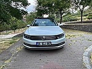 BOYASIZ 2015 VW PASSAT 1.6 TDİ DSG 103 BİNDE İLK EL Volkswagen Passat 1.6 TDI BlueMotion Comfortline