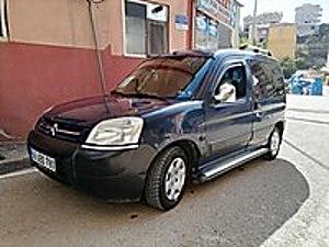 2003 MODEL HASAR KAYITSIZ DEĞİŞENSİZ TEMİZ BERLİNGO Citroën Berlingo 1.9 D Multispace