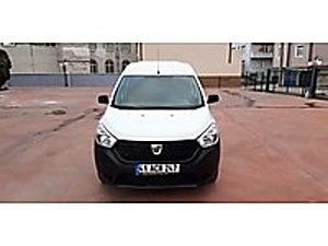 18 kdv HATASIZ. 2019 ilk sahibi 0.98 kredi imkanı Dacia Dokker 1.5 dCi Ambiance