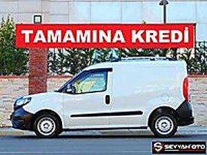 SEYYAH OTO 2019 Doblo 1.3 Dizel KLİMALI Panelvan- TAMAMINA KREDİ Fiat Doblo Cargo 1.3 Multijet Plus