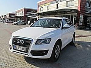 İLK -ELDEN FUL BAKIMLI MASRAFSIZ ORJİNAL Audi Q5 2.0 TDI Quattro