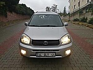 2005 TOYOTA RAV4 2.0 BENZİNLİ OTOMATİK FUL FUL Toyota RAV4 2.0