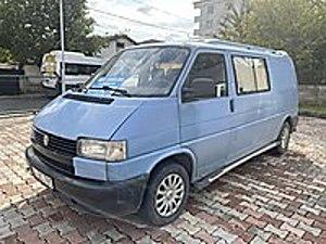 HAS ÇAĞLAR OTODAN 2001 MODEL TRANSPORTER 2.4 TDİ 344.500 KMDE Volkswagen Transporter 2.4