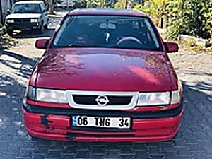 94 MODEL OPEL VECTRA 2.0 GLS SANRUF FIRSAT ARACI ACİLLL SATILIK Opel Vectra 2.0 GLS