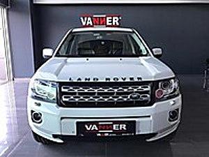VANNER MOTORS DAN HASAR KAYITSIZ 2013 LAND ROVER FREELANDER Land Rover Freelander ll 2.0 Si4 SE