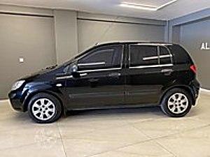 2009 Model 150 ooo Km 1.4 Dohc Start Üzüm Siyah Tam Otomatik  Hyundai Getz 1.4 DOHC Start