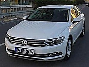 2017 TRAFİK ÇIKIŞLI-COMFORT-BEYAZ-75 KM-HATASIZ-HASAR KAYDI YOK Volkswagen Passat 1.6 TDI BlueMotion Comfortline