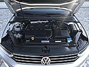 ilk elden BOYASIZ 2016 VW PASSAT 1.6 TDİ DSG 132 BİNDE kusursuz Volkswagen Passat 1.6 TDI BlueMotion Comfortline